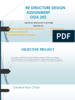Offshore Structure Design Assignment