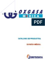Catalogo General Oxgasa Medica 2015