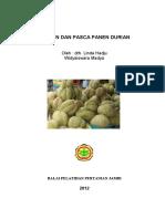 SOP Buah Durian