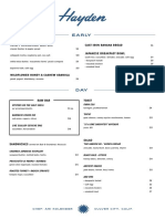 Hayden Early PDF