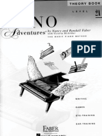 Piano Aventures Theory Book 2A
