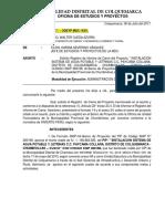 PROYECTO PAYCAMA. Saneamiento Modificadodocx