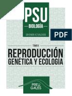 Bio 2 2016 - Reproduccion, Genetica y Ecologia