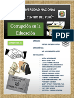 Monografia Corrupcion en La Educacion Terminado 1