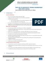Ung Dung Workflow Va Infopath Trong Sharepoint
