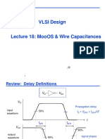 Vlsi for Capacitance