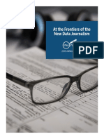 At the Frontiers of the New Data Journalism Propublica
