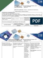 Guía de actividades y rubrica de evaluación Tarea 5 - Desarrollar ejercicios de Trigonometria, Funciones e Hipernometría.pdf