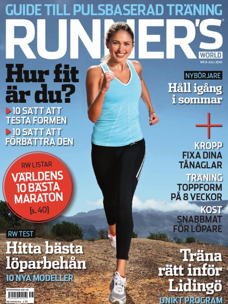 Runner s World nummer 6 06dbb76bc571c