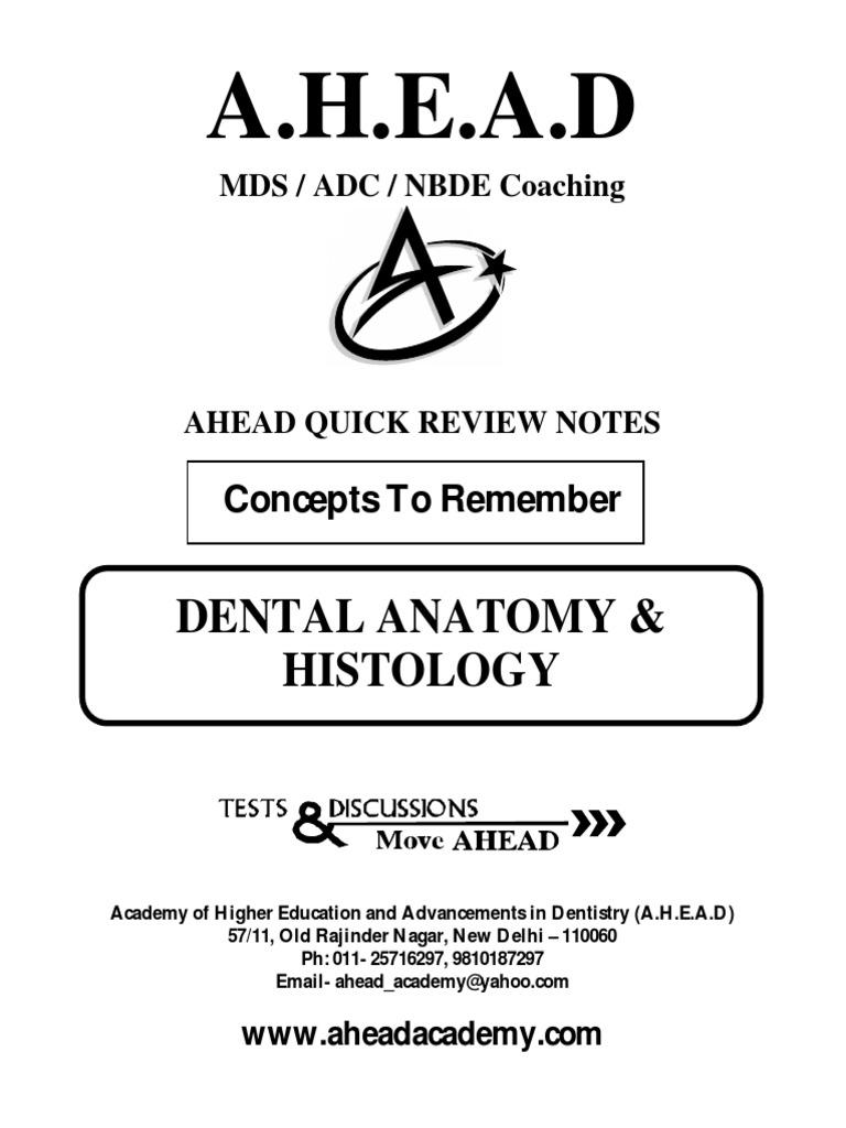 mcqs.pdf   Dental Anatomy   Tooth