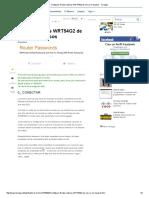 Configurar Router Linksys WRT54G2 de Cero y en 4 Pasos - Taringa!