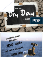 Mumbai Water Crisis