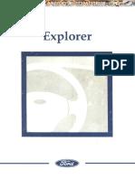 Manual Ford Explorer Manual Del Propietario