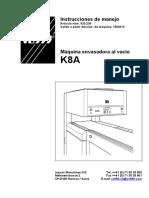 Manual Empacadora Al Vacío VC999