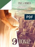 Paula Bomer - 9 Hónap