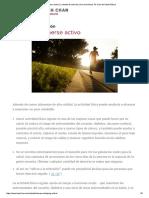 Mantenerse Activo _ La Fuente de Nutrición _ Harvard School TH Chan de Salud Pública