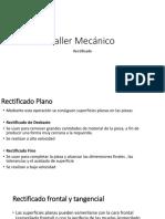 Taller Mecánico Clase 4