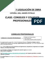 11 Consejos y Colegios2016