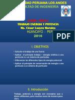 Trabajo Energia y Potencia 2017