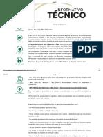 Informe Técnico Armazenamento de Agrotóxicos Na Propriedade Famato