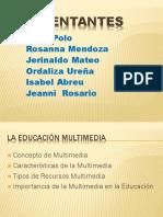 Diapositiva Educacion Multimedia (1)