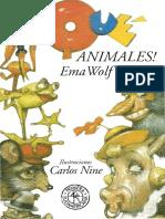 Wolf Qué Animales