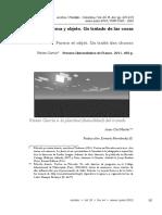 Garcia Tristan - Forma y Objeto - Un Tratado de Las Cosas