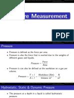 Lecture 02 Pressure