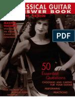Sharon Isbin - Classical Guitar Answer Book