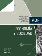 Economia y Sociedad - N 50 - Mayo 2017 - Paraguay - Portalguarani