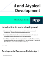 typical and atypical development presentation