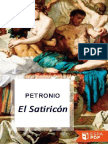 El Satiricon - Cayo Petronio Arbitro