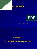 Fabricación Del Acero-DIAPOSITIVAS