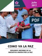 Informe Cómo va la Paz - Unión por la Paz