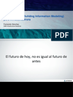 Autodesk BIM Building Information Modeling Para Infraestructrura