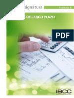 Plan Academico Finanzas Largo Plazo