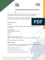 Formato de Informe Tecnico Narrativo