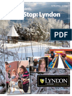 Lyndon State College Accepted Students Brochure