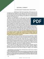 Bello - WTO Dispute Settlement