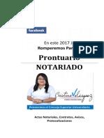 Notariado Prontuario .pdf