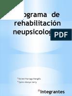 Reporte Neuropsicológico Ppts