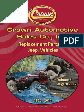 Jeep CHRYSLER OEM 06-10 Commander Front Bumper-Bumper Cover Clip 5189180AA