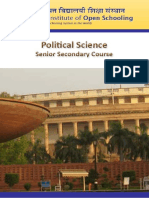 Political Science (Indian Polity)