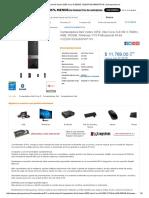Computadora Dell Vostro 3250 Core i3 500GB, V325SFI3SS450W7P1W _ Cyberpuerta