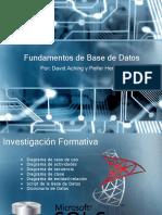 Investigacion Formativa BD