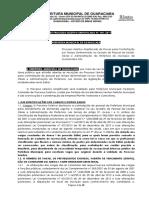 Edital de Processo Seletivo Simplificado n. 001-2017