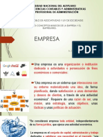Empresa Slide