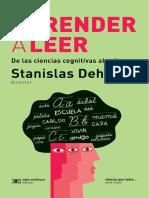 Dehaene. Aprender a leer. De las ciencias cognitivas al aula.pdf