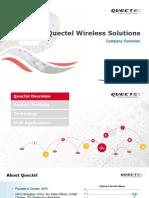 Quectel Company Overview en V3.5 20170519