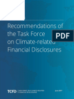 Final Report- Recommendations of the Task Force on Climate-related Financial Disclosures - June 2017